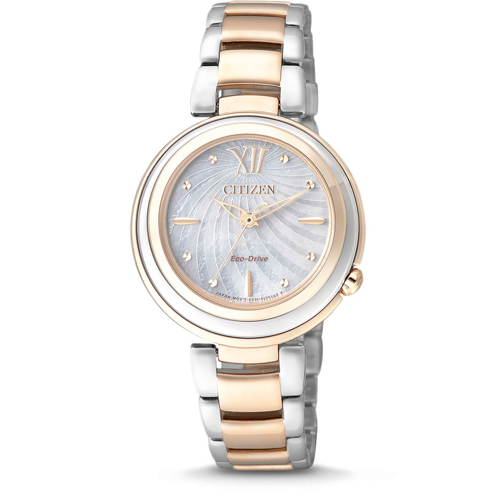 Ladies Watch Archives Citizen Europe Ep6050 17e Promaster Eco Drive