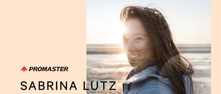 Sabrina Lutz präsentiert Promaster Uhr