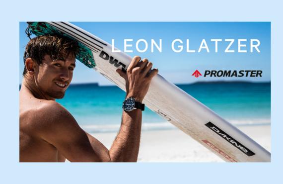 Leon Glatzer trägt Citizen Promaster Uhr