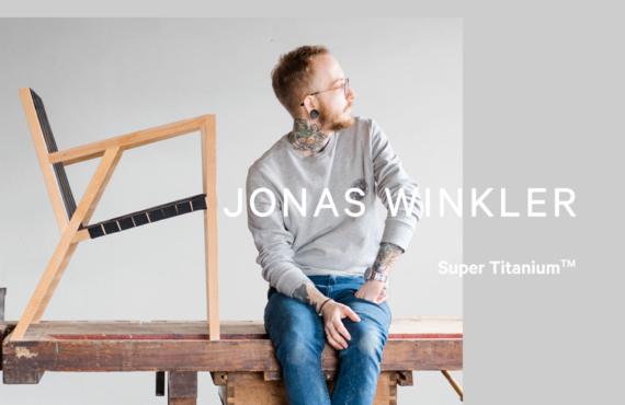 Jonas Winkler Markenbotschafter für Citizen Titanuhren
